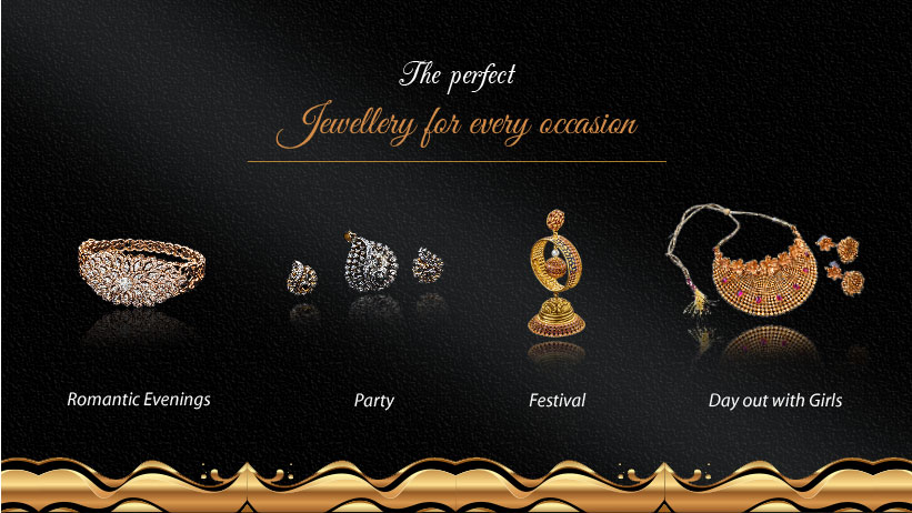 The perfect jewellery for every occasion